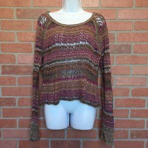 Free People women's sweater size medium (3M49)